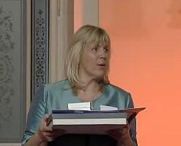 Manažerka roku 2007 - Eva Kárníková