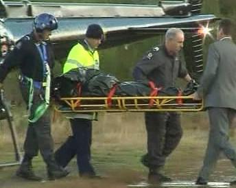 Obět povodně na Novém Zélandu