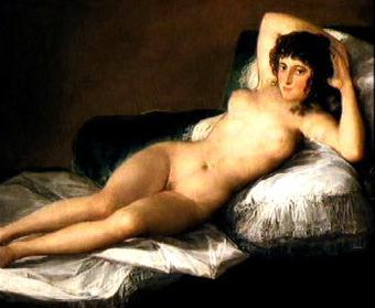 Francisco Goya: Nahá Maja (1797/8)