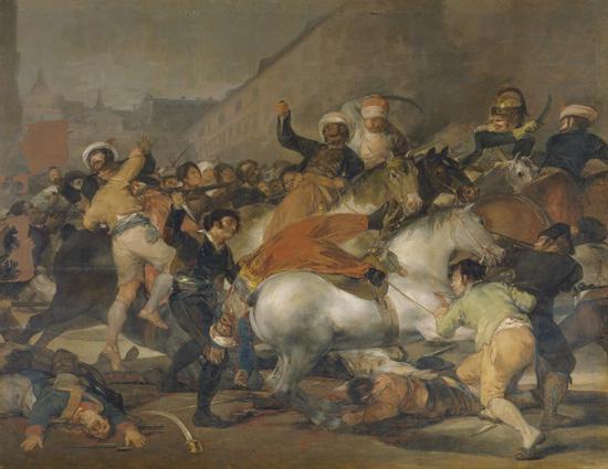 Francisco Goya: 2. května 1808