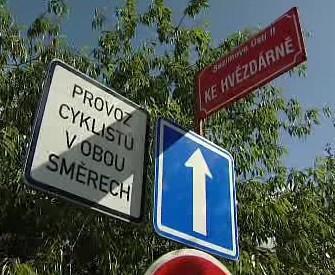 Výjimka pro cyklisty
