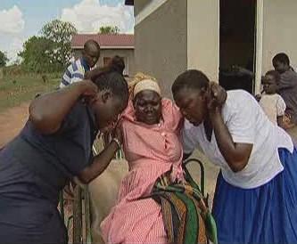 Ženy v Africe