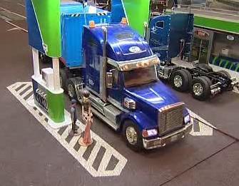 Model kamionu