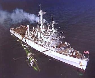 Bítevní loď Fearless