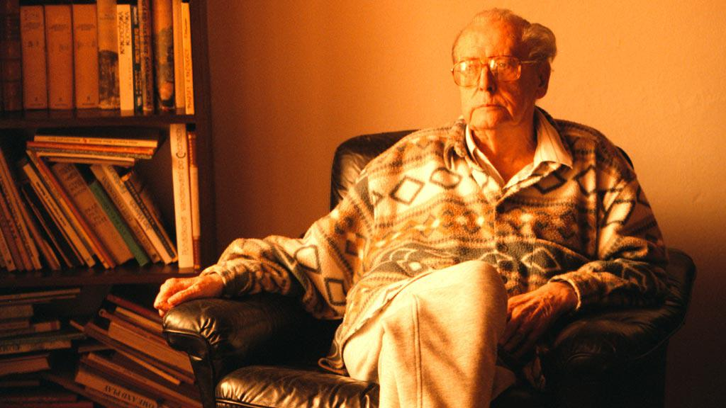 Spisovatel Zdeněk Jirotka