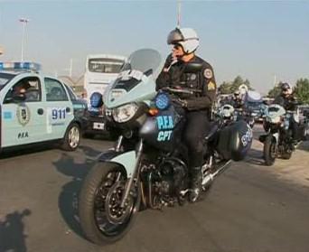 Argentinští policisté