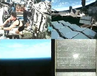 Sojuz úspěšně přistál u ISS