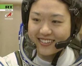 Korejská astronautka I So-jon