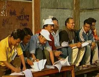 Nepálci volí své ústavodárné shromáždění