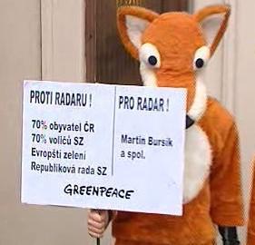 Lišky před vládou
