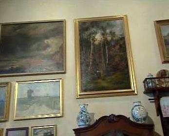 Zdenka Braunerová - obrazy