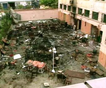 Teroristický útok v Casablance 2003