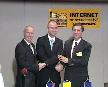 Konference Internet ve státní správě