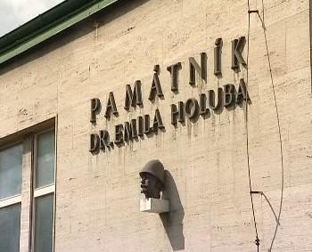 Památník Emila Holuba