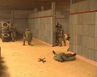 Výcvik vojáků