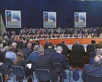 Summit NATO v Bukurešti