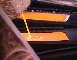 Odlévání kovu