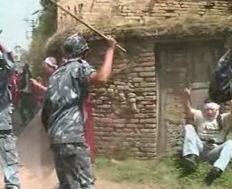 Nepokoje v Káthmandú