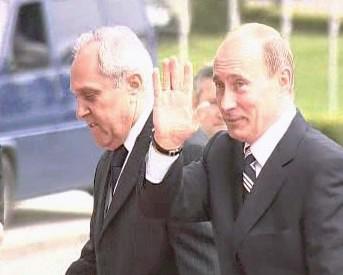 Putin na summitu NATO