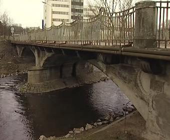 Most v Jihlavě