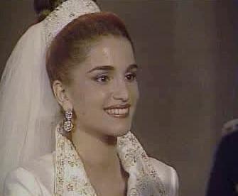 Jordánská královna Rania