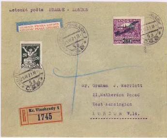 Vzácné známky
