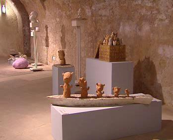 Výběr ze sbírek Mezinárodního muzea keramiky