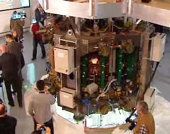 Reaktor tokamak Compass