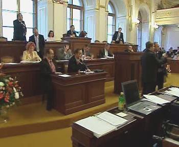Parlament ČR