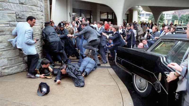 Pokus o atentát na prezidenta Reagana