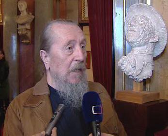 Karel Hašler - pomník