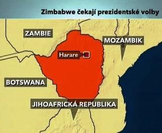 Zimbabwe volby