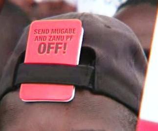 Protesty v Zimbabwe