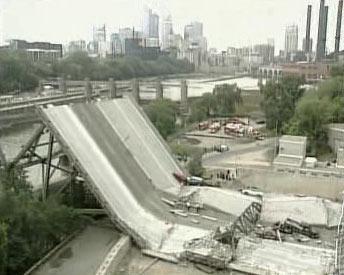 Zřícení mostu