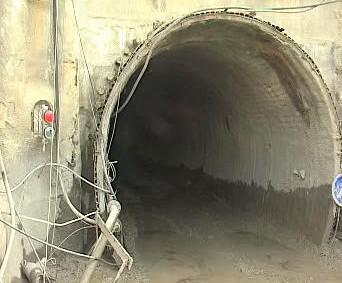 Stavba tunelu