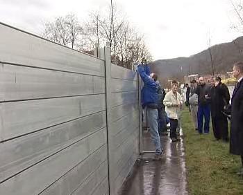 Mobilní stěna
