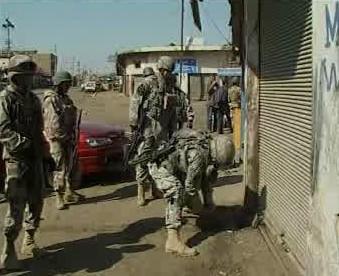 Konflikt v irácké Basře