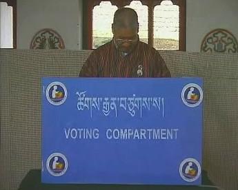 Volby v Bhútánu
