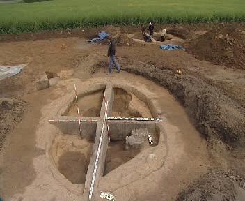 Archeologický výzkum v Příšovicích
