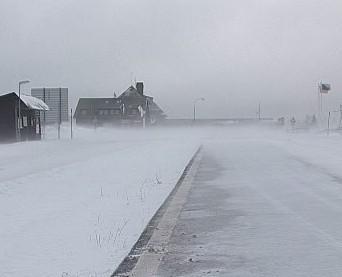 Sněhová vánice