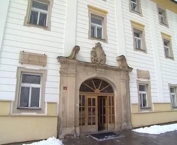 Radnice Nový Bor