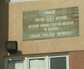 Sídlo OSN v Mitrovici