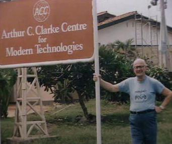 A. C. Clarke