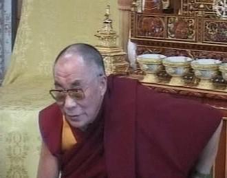 Duchovní vůdce dalajlama