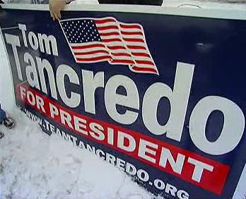 Předvolební prezidentská kampaň v USA