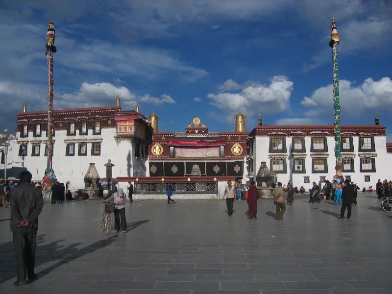 Chrám Džókang