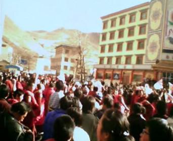 Nepokoje ve Lhase