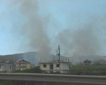 Výbuch v Albánii