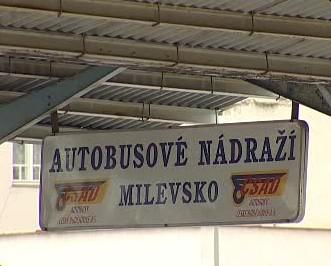 Autobusové Nádraží Milevsko