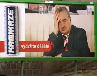 Sporný billboard